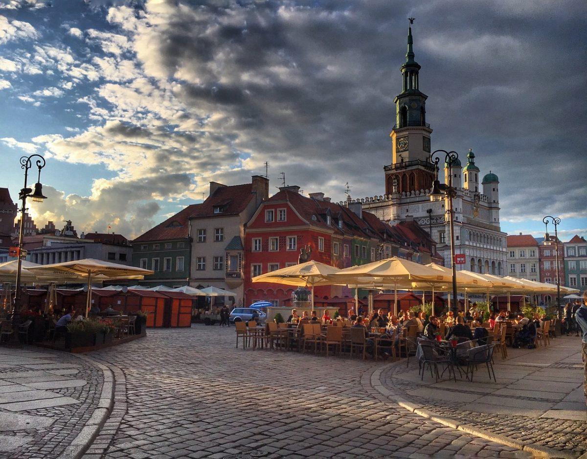 wakacje w mieście Poznań